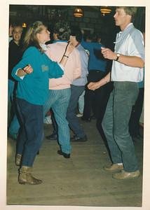 19860912nr23  ALV 12 september 1986   Collectie Van Noortwijk  Fotograaf: ?  Formaat: 15 x 10  Afdruk kleur