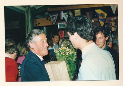 19860912nr15  ALV 12 september 1986   Collectie Van Noortwijk  Fotograaf: ?  Formaat: 15 x 10  Afdruk kleur
