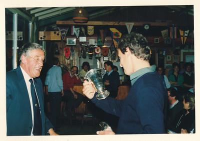 19860912nr03 ALV 12 september 1986   Collectie Van Noortwijk  Fotograaf: ?  Formaat: 15 x 10  Afdruk kleur