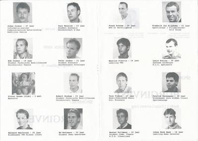 19890920 Onderschrift: zie foto Opmerking: folder Heren I, middenblad Telescoop 51 (1989-1990) 6, 20 september 1989