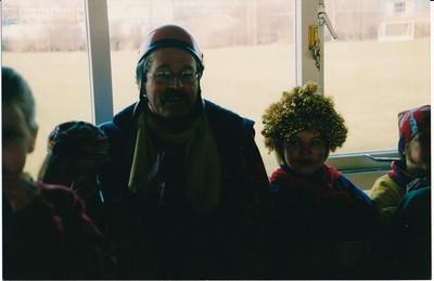 19931020nr4 Opmerking: juniorenpartij met Ed van Orden   Collectie Hylkema Fotograaf: onbekend Formaat: 15 x 10  Afdruk kleur