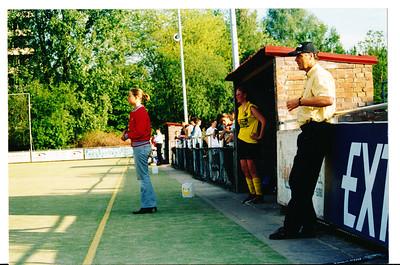 20030510 Achterop: niets Opmerking: hoort bij wedstrijd M A 1 Wageningen M A 1    Collectie MGV  Fotograaf: MGV  Formaat: 15 x 10  Afdruk kleur