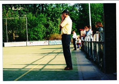 20030510  Achterop: niets Opmerking: hoor bij andere foto's deze wedstrijd    Collectie MGV  Fotograaf: MGV  Formaat: 15 x 10  Afdruk kleur