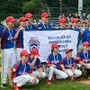The Selinsgrove team poses after winning the Major Division Championship on Thursday in Minersville against Williamsport.