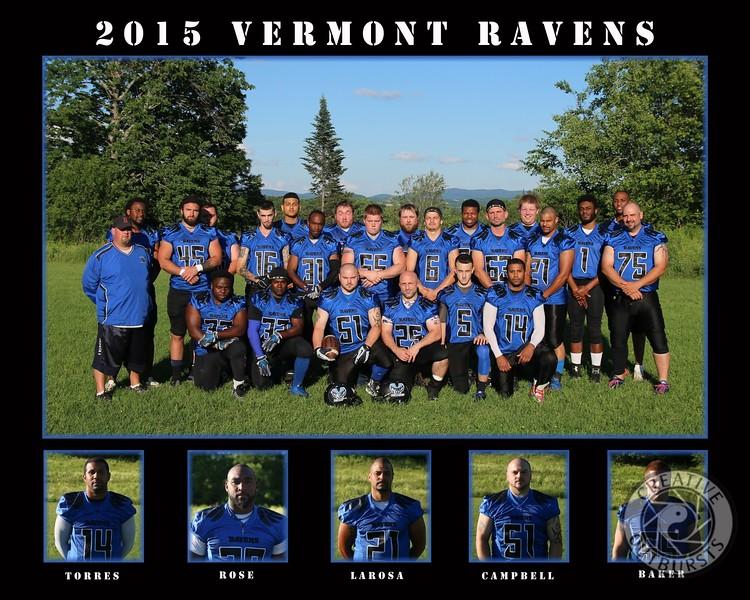 2015 Ravens Collage