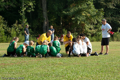 Seminoles Youth Soccer Team