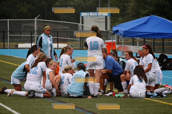 SV Girls Soccer vs NA1