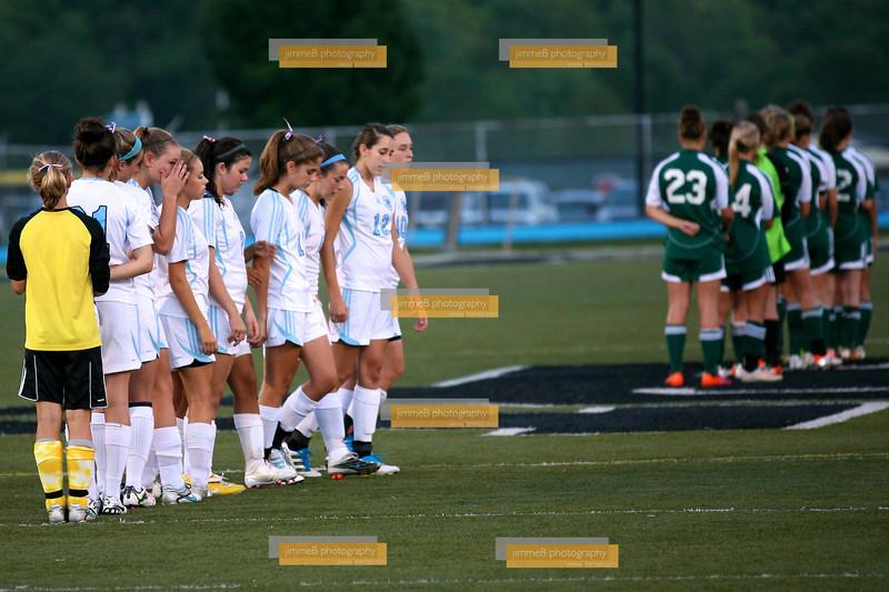 Seneca Valley Girls Soccer vs Penn Trafford