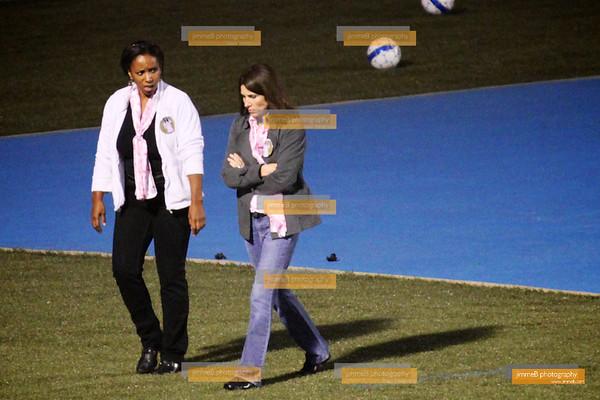 Seneca Valley Girls Soccer vs North Hills 2 2012