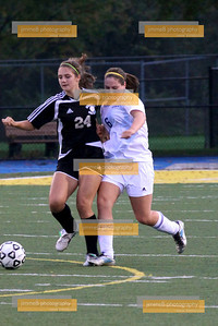 Seneca Valley Girls Soccer vs Canon McMillan
