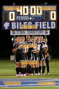 Seneca Valley Girls Soccer vs Shaler II
