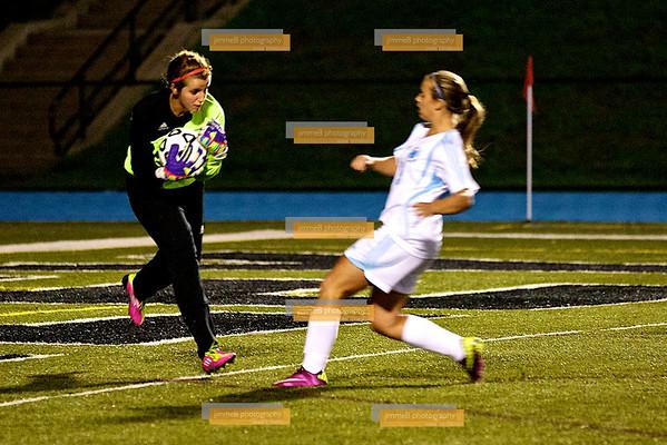 Seneca Valley Girls Soccer vs Montour