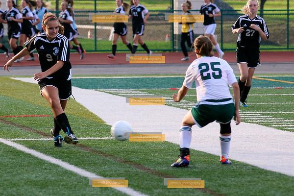 Seneca Valley Girls Soccer vs Pine Richland