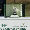 Seniors Open 2013 play off and trophy presentation