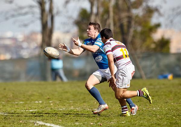 Alcobendas Rugby vs VRAC: 20-25