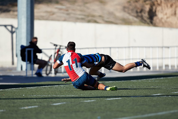 I.Industriales A vs C.D. Universidad de Granada: 44-13