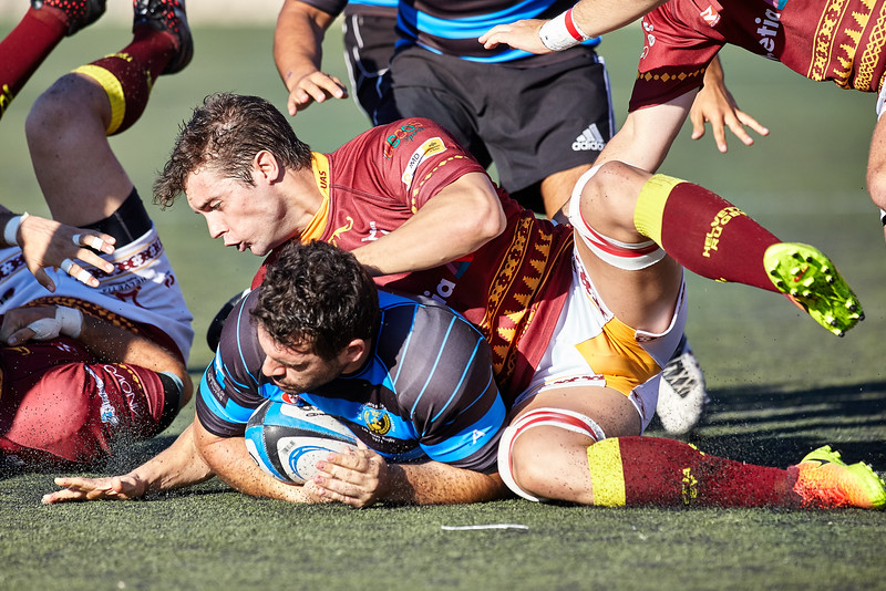 I.Industriales A vs Helvetia Rugby: 27-19