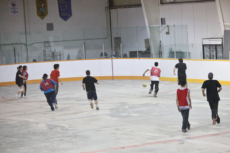 Moosonee Adult Coed Soccer