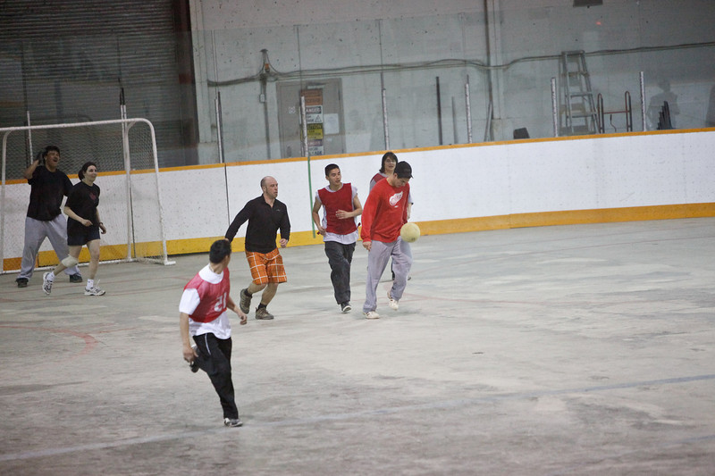 Moosonee Adult Coed Soccer