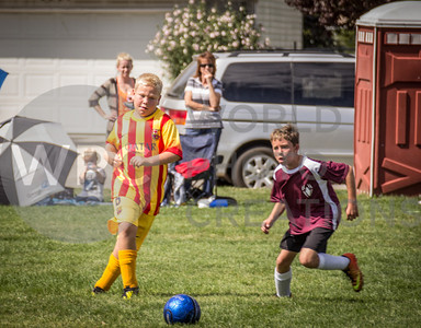 FC Barcelona vs. Mow-Black Widows (Sept. 7, 2013)