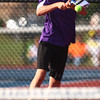 9-3-13<br /> Kokomo vs. Northwestern boys tennis<br /> NWHS 1 singles Kyle Miller<br /> KT photo | Kelly Lafferty