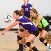9-12-13<br /> Northwestern vs Maconaquah volleyball<br /> <br /> KT photo | Kelly Lafferty