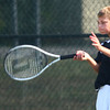 9-11-13<br /> Eastern vs. Western tennis<br /> Western 3 singles John Sullivan<br /> KT photo | Kelly Lafferty