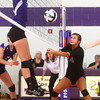9-12-13<br /> Northwestern vs Maconaquah volleyball<br /> Maconaquah's Lynnsie Arion<br /> KT photo | Kelly Lafferty