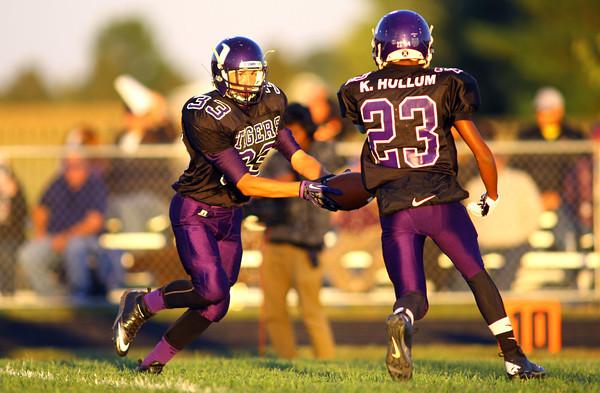 9-13-13  --- Northwestern HS vs Western HS Football<br /> <br />   KT photo   Tim Bath