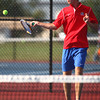 9-3-13<br /> Kokomo vs. Northwestern boys tennis<br /> Kokomo 1 singles Craig Simon<br /> KT photo | Kelly Lafferty