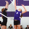 9-12-13<br /> Northwestern vs Maconaquah volleyball<br /> Northwestern's Sydney Zeck<br /> KT photo | Kelly Lafferty