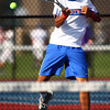 9-3-13<br /> Kokomo vs. Northwestern boys tennis<br /> Kokomo 2 singles Bryce York<br /> KT photo | Kelly Lafferty
