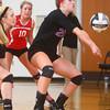 9-12-13<br /> Northwestern vs Maconaquah volleyball<br /> Maconaquah's Michaela Walters<br /> KT photo | Kelly Lafferty