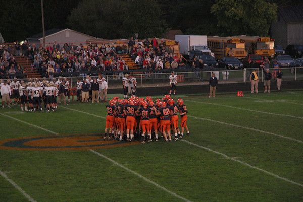 Sept 25, Galion Homecoming Game, Class of 1964 Reunion and 1967's Mini at Varsity Grille