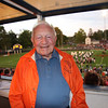 Herb Krichbaum, Galion High School teacher in 1950s-1970s-Music Director, announced the Pre-Game Ceremonies from Press Box. He lives in Crestline, recently re-married.