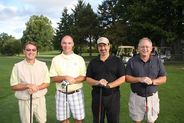 Sept.12th Vermilion, Annual Woollybear Golf Tournament at Willow Creek.