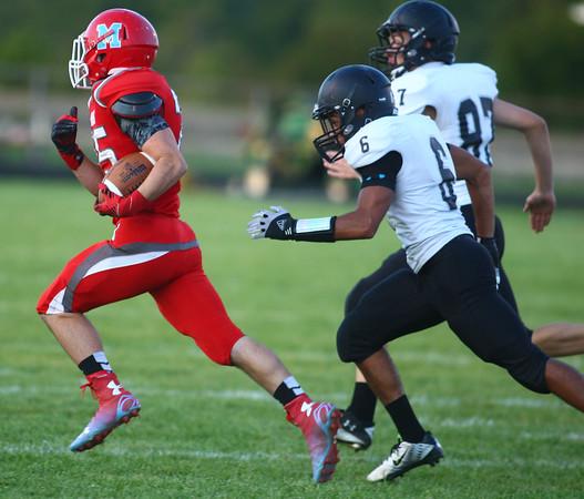 Mac vs WHS football