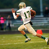 9-28-12 <br /> Western HS vs. Eastern HS football<br /> Eastern's Cree Johnson running for a touchdown.<br /> KT photo | Tim Bath