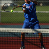 9-11-12<br /> Kokomo HS tennis<br /> Cody Shipley played 3 singles for Kokomo High School against Lafayette on Tuesday.<br /> KT photo | Kelly Lafferty