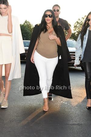 Kendall Jenner, Kim Kardashian photo by Rob Rich/SocietyAllure.com © 2015 robwayne1@aol.com 516-676-3939