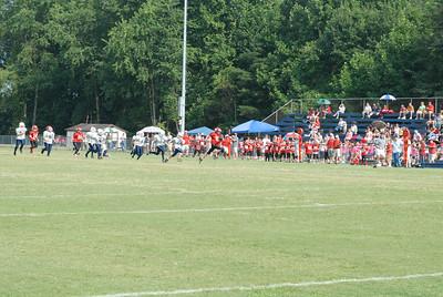 3rd/4th grade Sertoma Football:  North vs East