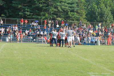 5th/6th grade Sertoma Football:  North vs East