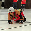 Roller Derby, men and women, Mo 3.19.2011