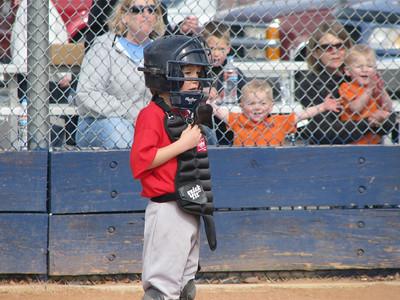 Luke is one cool catcher