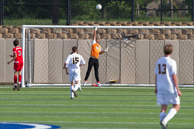 Another save by Sharyland's Jorge Medina. It pays to be tall!