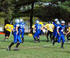 Game #6 - September 29, 2007: The 2007 Shelby Lions Football Club Varsity Team vs. the Clawson Mavericks at Shelby Lions Home Field (Shelby 32, Clawson 0).