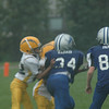 JV Game #3 - Shelby Lions Vs Royal Oak Charger 9/13/2008 W 32-0 JV Game #4 Shelby Lions Vs Madison Heights Wolverines 9/20/2004 W 20-14 (2OT)