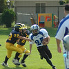 JV Game #4 Shelby Lions Vs Madison Heights Wolverines 9/20/2004 W 20-14 (2OT)