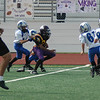 JV Game #5 Shelby Lions Vs NFWB Vikings 9/28/2008