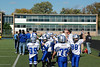 Game #9 - October 20, 2007: The 2007 Shelby Lions Football Club JV Team vs. the Berkley Steelers at Hurley Field (Shelby 21, Steelers 0).